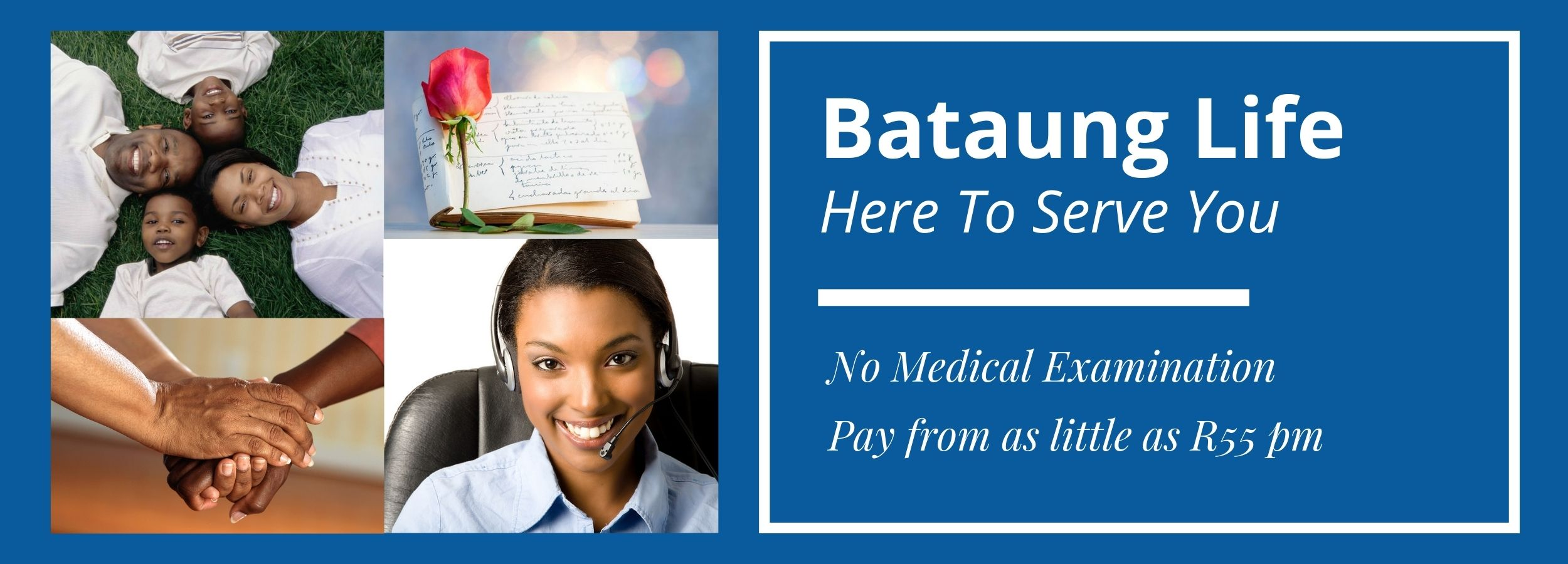Bataung Life Header